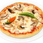 Pizza Pepperoni — Stock Photo #29060599