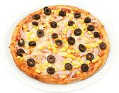 Pizza rimini — Foto Stock