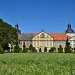 The baroque castle in Hundisburg - Foto de Stock