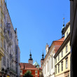 Overlooking the Old Town of Prague — Stock Photo