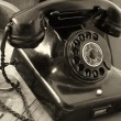 An old phone  — Stock Photo