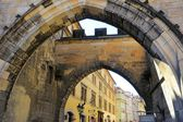 Alley in the Old Town of Prague — Stock Photo