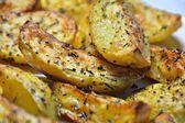 Rosemary potatoes — Stock Photo