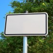 Road sign — Stock Photo #40832587