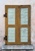 Window shutter — Stock Photo