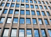 Window in the facade — Stock Photo