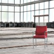 Постер, плакат: Red chair