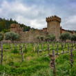 Castello di Amorosa — Stock Photo