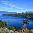 Lake Tahoe - Emerald Bay — Stock Photo