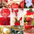 Stockfoto: Christmas Collage