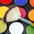 Stock Photo: Brush
