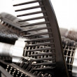 Hairbrush — Foto de stock #22195109