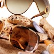 Royalty-Free Stock Photo: Sun glass