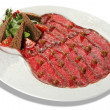 Marble beef meat — Stock Photo