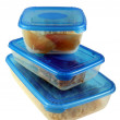Container for food — Stock Photo #22289313