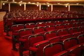 Classical theatre interior — Stock Photo