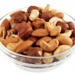 Nut mix - Stock Photo