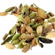 Stock Photo: Cardamom spice