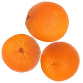 Orange group — Stock Photo