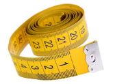 Centimetr pásky — Stock fotografie