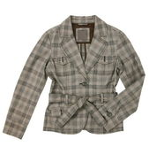 Woman jacket — Stock Photo