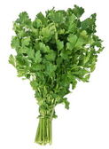 Parsley bunch — Stock Photo