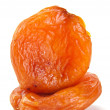 Stock Photo: Dried fruit apricot
