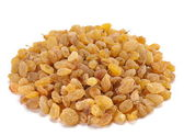 Yellow dried raisin — Foto Stock