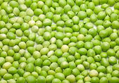 Fresh peas background — Stock Photo