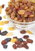 Raisin dried fruit — Stock Photo