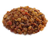 Heap raisin — Stock Photo