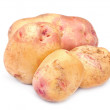 Raw potato vegetable - Foto de Stock