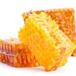 Honeycomb slice — Stock Photo