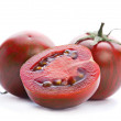 Stock Photo: Tomato closeup