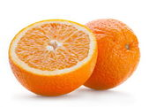Orange citrus fruit — Stock Photo