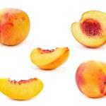 Nectarine peach — Stock Photo #31647439