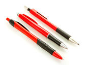 Pencil and pen — Stock Photo