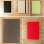 conjunto de cadernos fechados — Fotografia Stock  #49643907