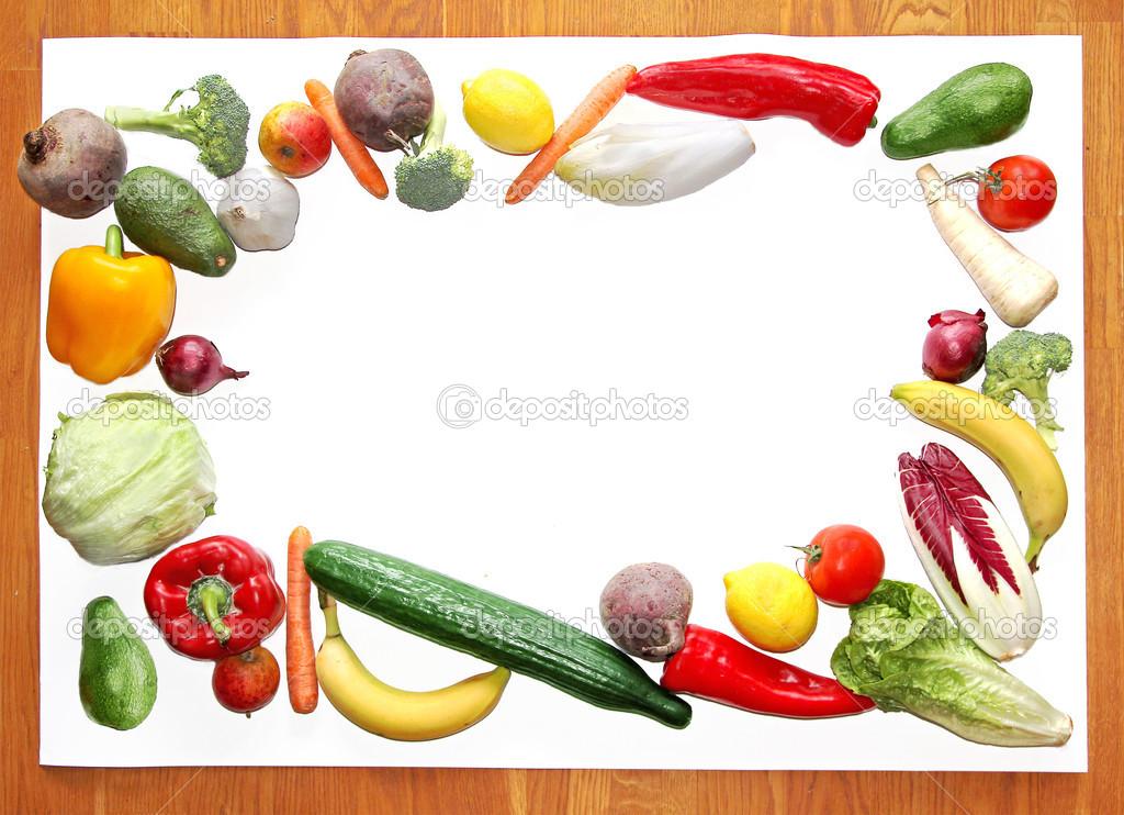 Conseil D 39 Administration Avec Bordure De Fruits Et De