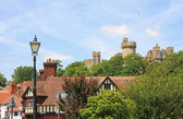 Medieval castle arundel, sussex — Stock fotografie