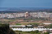Mgarr cidade de malta — Foto Stock