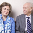 Happy Elderly Couple — Stock Photo #22382587