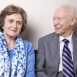 Royalty-Free Stock Photo: Happy Elderly Couple