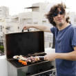 Joyful Grillin — Stock Photo #22383359