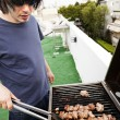 Rooftop Grillin' — Stock Photo #22383425