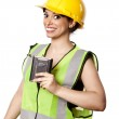 Alcohol Safety Woman — Stock Photo #22384275