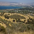 Sea of Galilee — Foto Stock