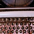 Vintage Typewriter — Stock Photo
