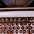 Vintage Typewriter — Stock Photo #22398329