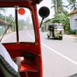 Sri-Lankan Rikshaw — Stock Photo